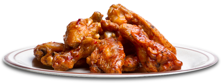60 Wings All Day Every Dine In Only